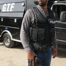 Gang Related: RZA in una scena del pilot