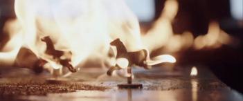 The Gambler: una scena tratta dal film