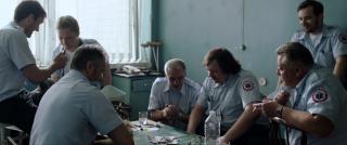 The Gambler: una scena di gruppo del film
