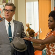 Mad Men: Harry Hamlin e Sola Bamis nell'episodio Field Trip