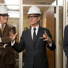 Mad Men: Harry Crane, Harry Hamlin, Allan Havey nell'episodio The Monolith