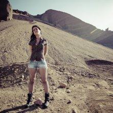 Ragazze a mano armata: Giovanna Verdelli in una scena del film