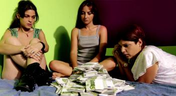 Ragazze a mano armata: un'immagine del film
