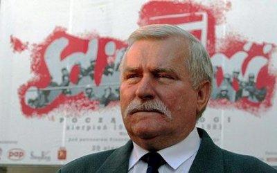 Lech Walesa: il ritratto e l'uomo