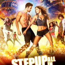 Step Up All In: la locandina americana