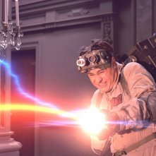 Ghostbusters, Dan Aykroyd in azione.