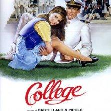 Locandina di College
