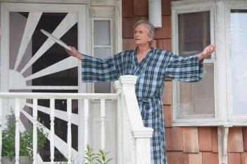 Mai così vicini: Michael Douglas in una buffa scena del film