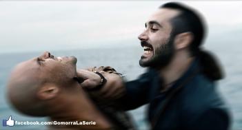 Gomorra - la serie: Marco D'Amore e Marco Palvetti ai ferri corti