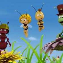 L'ape Maia - Il film: Maia, Willy e Flipper svolazzano in allegria