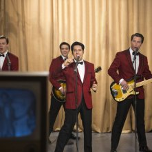 Jersey Boys: The Four Seasons in una scena del film