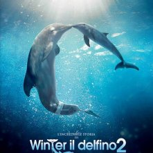 Locandina di L'incredibile storia di Winter il delfino 2