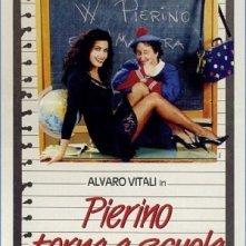Locandina di Pierino torna a scuola