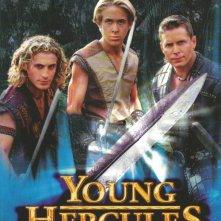 Young Hercules: la locandina della serie