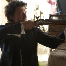 Crossbones: Richard Coyle nell'episodio The Covenant