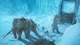 Il trono di spade: Neil Fingleton nell'episodio The Watchers on the Wall