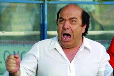 Lino Banfi è l'allenatore nel pallone