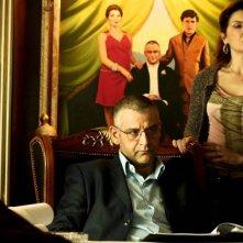 Gomorra - la serie: Fortunato Cerlino, Salvatore Esposito e Maria Pia Calzone nella prima stagione
