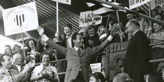 Alberto Sordi è il presidente del Borgorosso Football Club