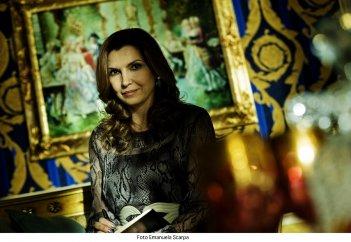 Maria Pia Calzone è Imma Savastano in Gomorra - la serie