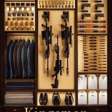 Locandina di Kingsman: Secret Service