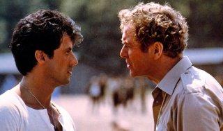 Stallone e Michael Caine in Fuga per la vittoria