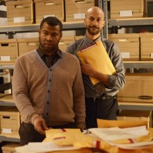 Fargo: Jordan Peele e Keegan-Michael Key nell'episodio The Heap