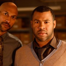 Fargo: Jordan Peele insieme a Keegan-Michael Key nell'episodio The Heap