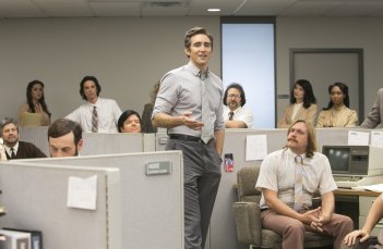 Halt and Catch Fire: Lee Pace in una scena di FUD