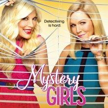 Mystery Girls: la locandina della serie