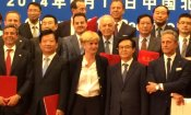 Le Winx in Cina