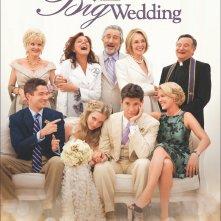 Locandina italiana di Big Wedding