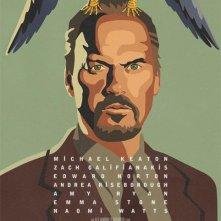 Locandina di Birdman