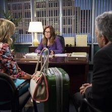 Major Crimes: Mary McDonnell in una scena dell'episodio Flight Risk