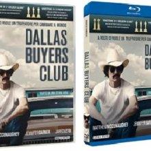 le cover homevideo di Dallas Buyers Club