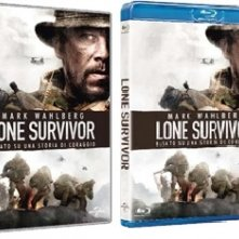 Le cover homevideo di Lone Survivor
