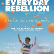 Locandina di Everyday Rebellion