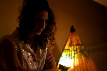 Carta bianca: Valentina Carnelutti in una scena del film