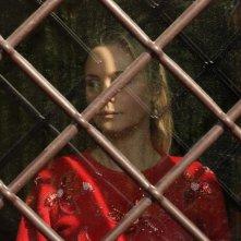 Carta bianca: Tania Angelosanto in una scena del film nei panni di Vania