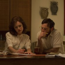 Halt and Catch Fire: Scoot McNairy e Kerry Bishé nell'episodio High Plains Hardware