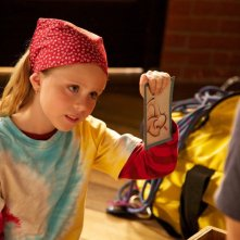 Instructions Not Included: Loreto Peralta nei panni della piccola Maggie in una scena