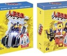 le cover homevideo di The Lego Movie