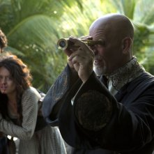 Crossbones: Richard Coyle e John Malkovich in The Man Who Killed Blackbeard