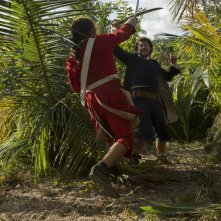 Crossbones: Richard Coyle in un momento dell'episodio The Man Who Killed Blackbeard