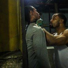 Power: una scena della prima stagione con Omari Hardwick