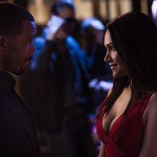 Power: Omari Hardwick con Lela Loren in un momento della prima stagione