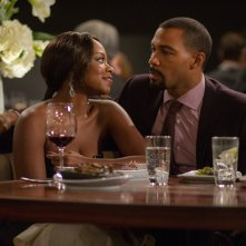 Power: Omari Hardwick e Naturi Naughton in una scena