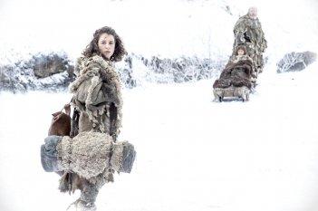 Il trono di spade: Ellie Kendrick nell'episodio The Children