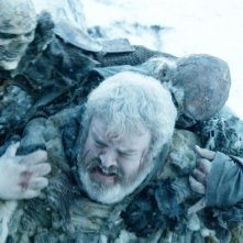 Il trono di spade: Kristian Nairn nell'episodio The Children