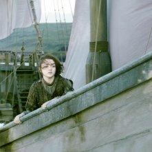 Il trono di spade: Maisie Williams in una scena di The Children